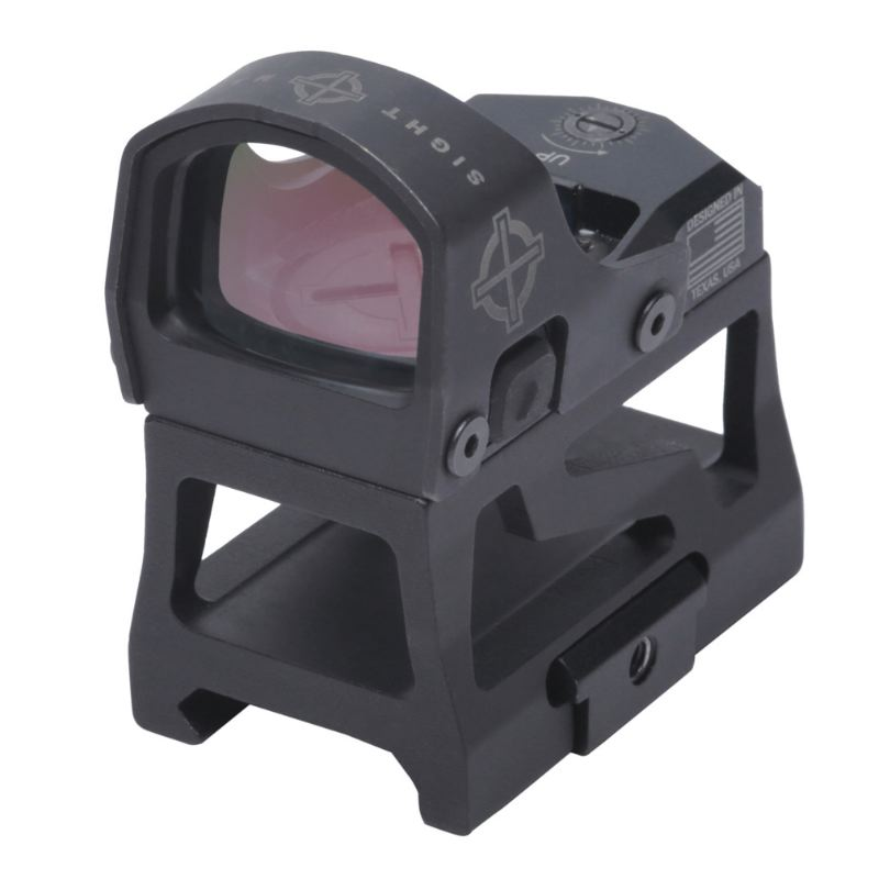 Point rouge sightmark mini shot m spac fms ar ou arme poing1