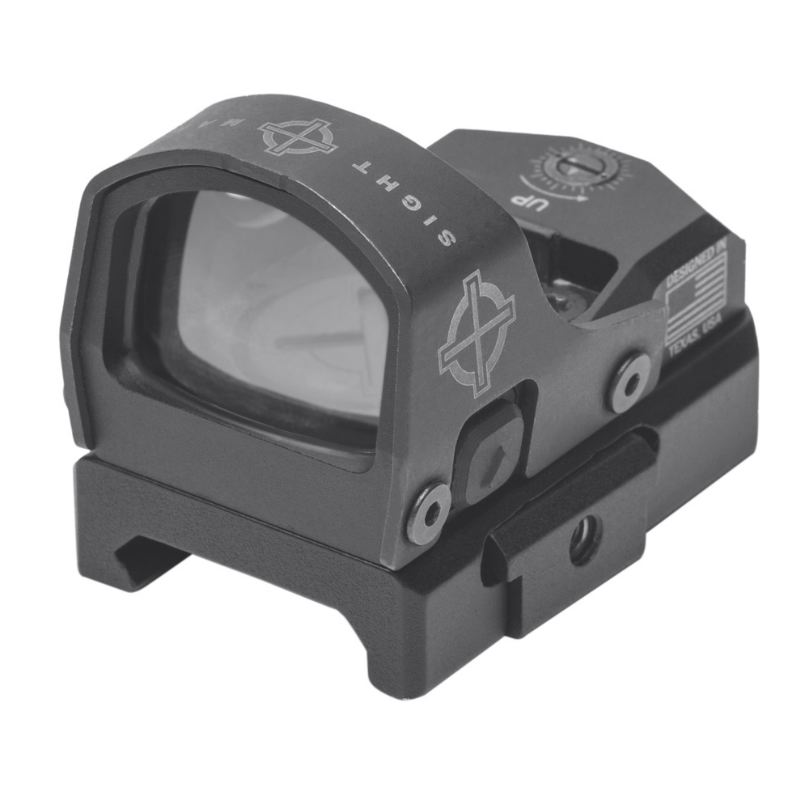 Point rouge sightmark mini shot m spac fms ar ou arme poing2
