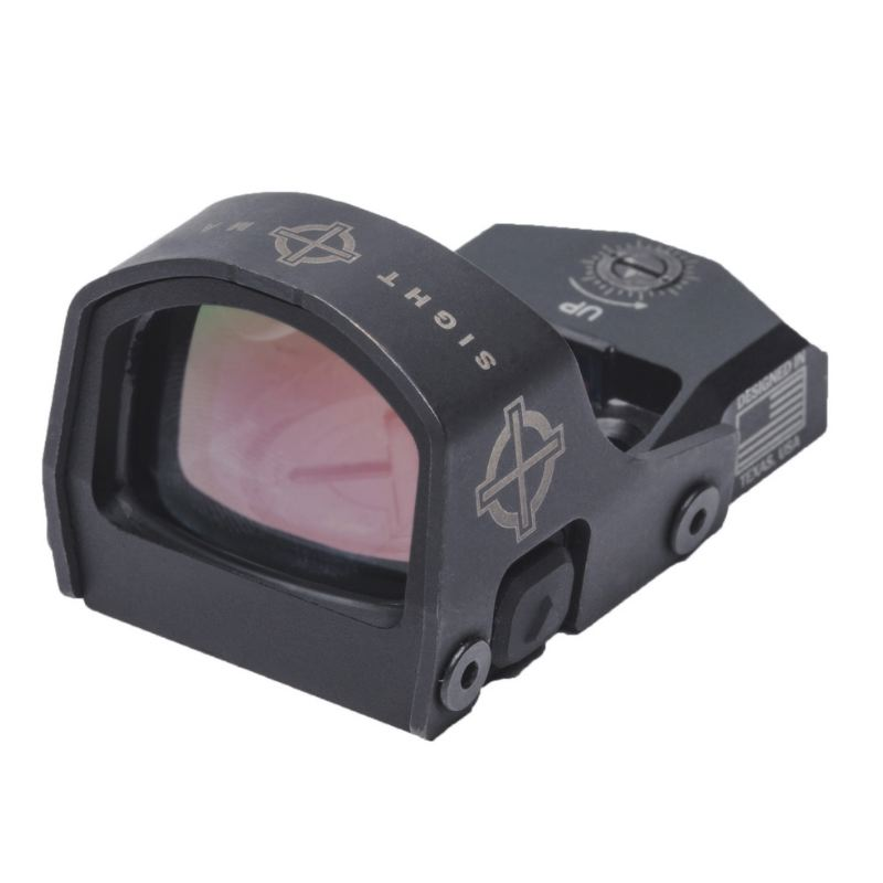Point rouge sightmark mini shot m spac fms ar ou arme poing8