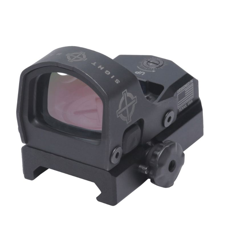 Point rouge sightmark mini shot m spac lqd a detache rapide1