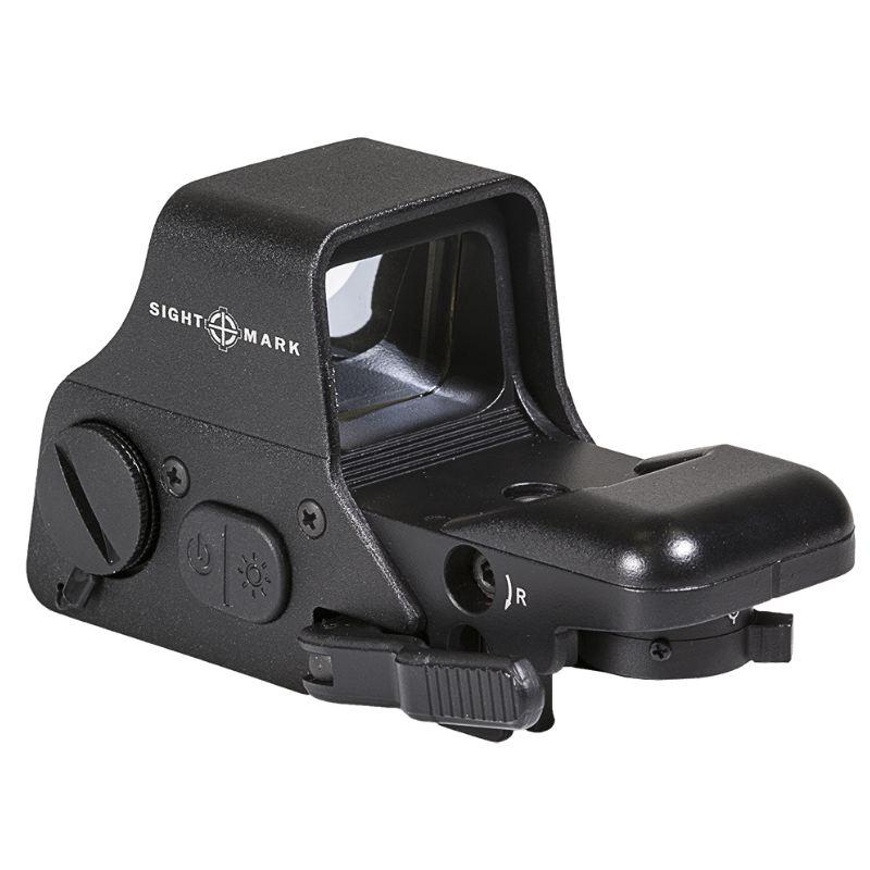 Point rouge sightmark ultra shot plus pour weaver piccatiny