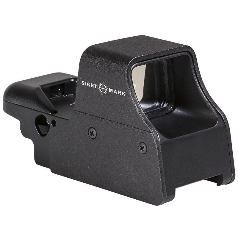 Point rouge sightmark ultra shot plus pour weaver piccatiny1