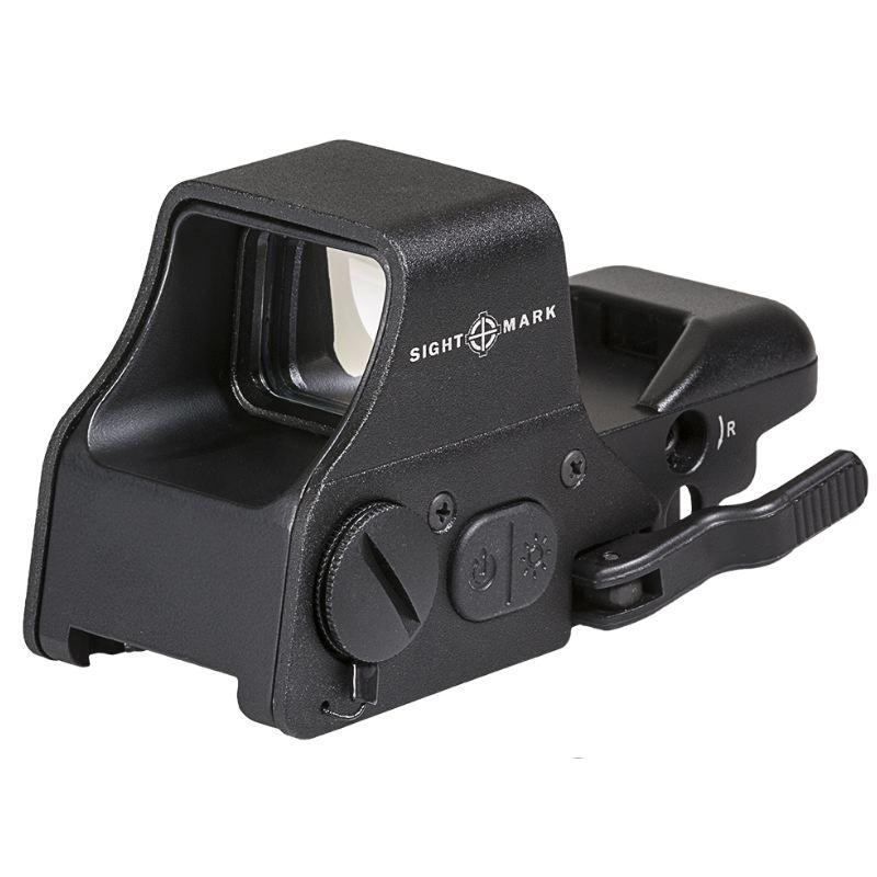 Point rouge sightmark ultra shot plus pour weaver piccatiny2
