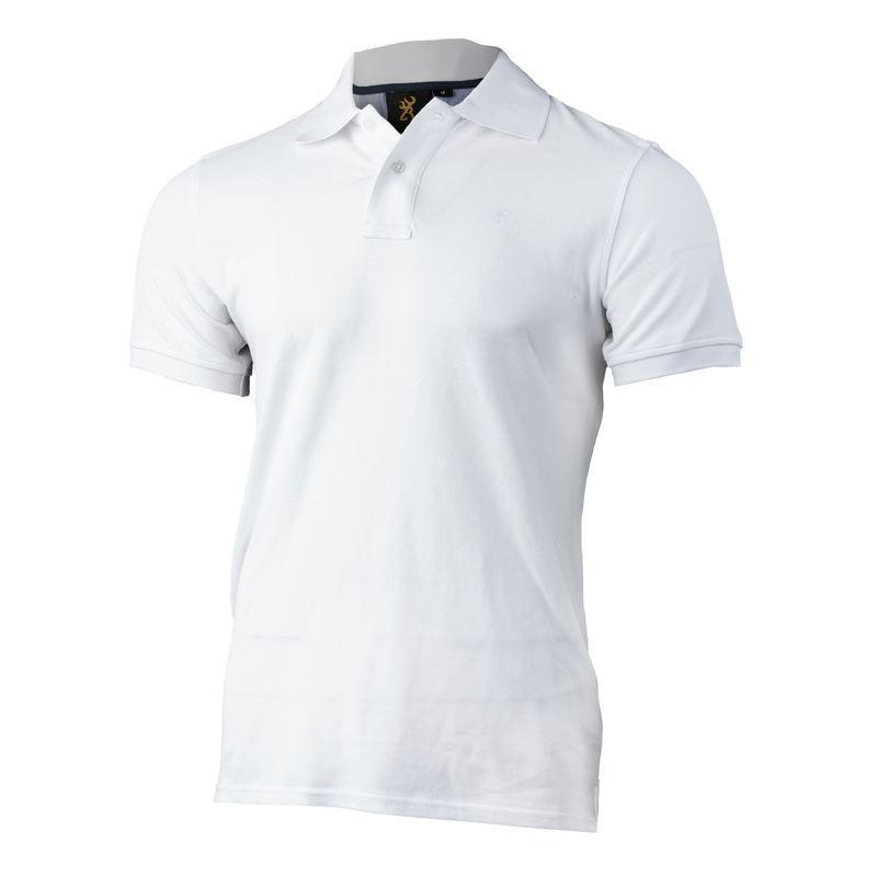 Polo Ultra 78 Blanc Browning