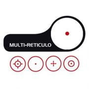 Red dot multi reticule shilba hrm2