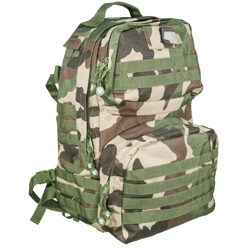 Sac a dos 30 litres camouflage chasseur et compagnie