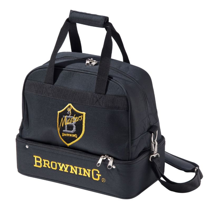 Sac a munition noir browning masters pour stand tir sportif