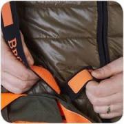 Salopette x treme tracker pro browning bretelles amovible
