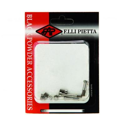 Set de 8 vis Remington inox Pietta