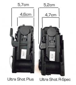 Sightmark ultra shot plus et ultra shot r spec largeur