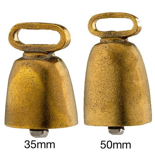 Sonnaillons en bronze pour chien de chasse sonnette de collier