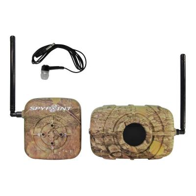 Spypoint motion detection set