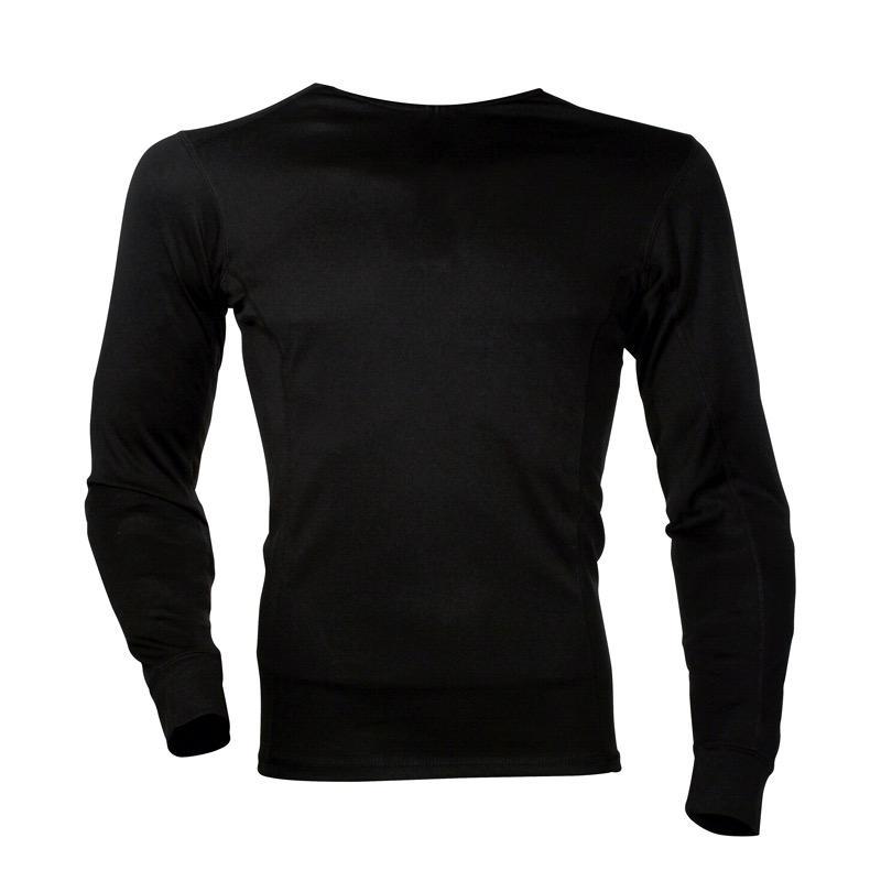 Sweat shirt chaud noir