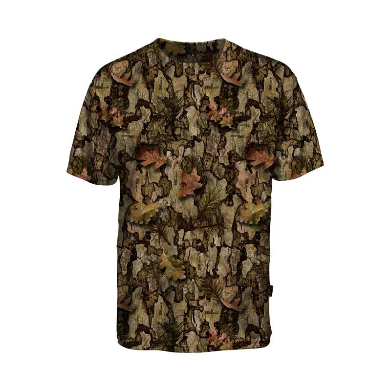 T shirt ghostcamo barkam