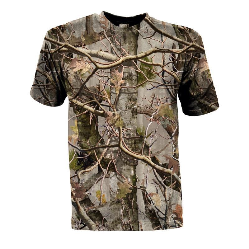 T shirt ghostcamo forect evo