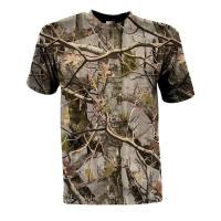 Tee Shirt Percussion Palombe Ghostcamo Forest Evo
