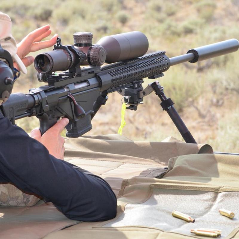 Tableau comparateur lunette de tir avec classement possibles