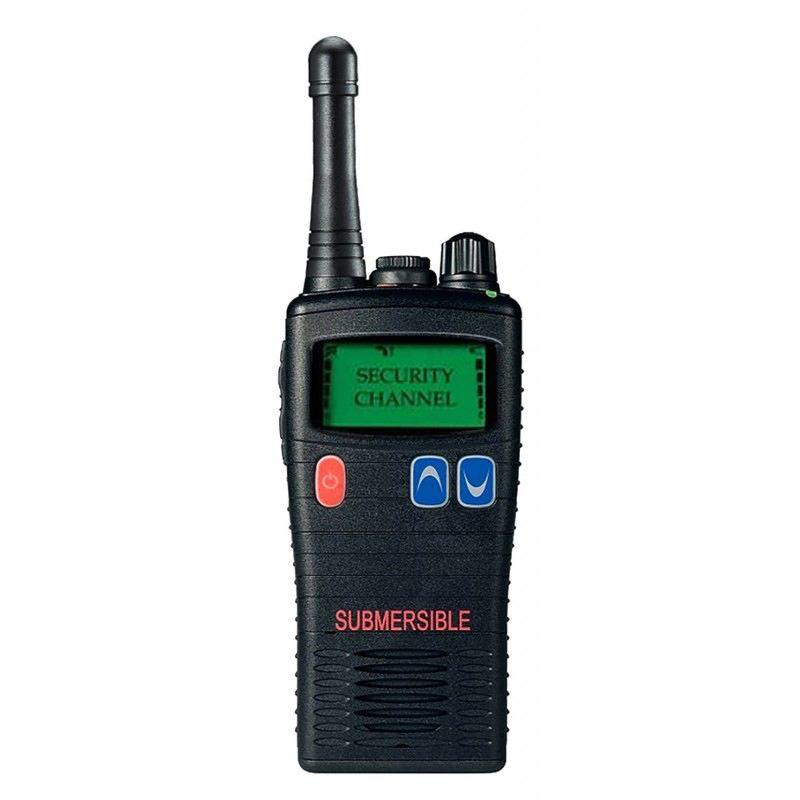 Talkie walkie atex zone 1 et 2 pour militaire demineur