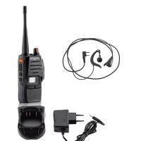 Talkie walkie waldberg p9 pro 8 fre quences fm 88 108 mhz