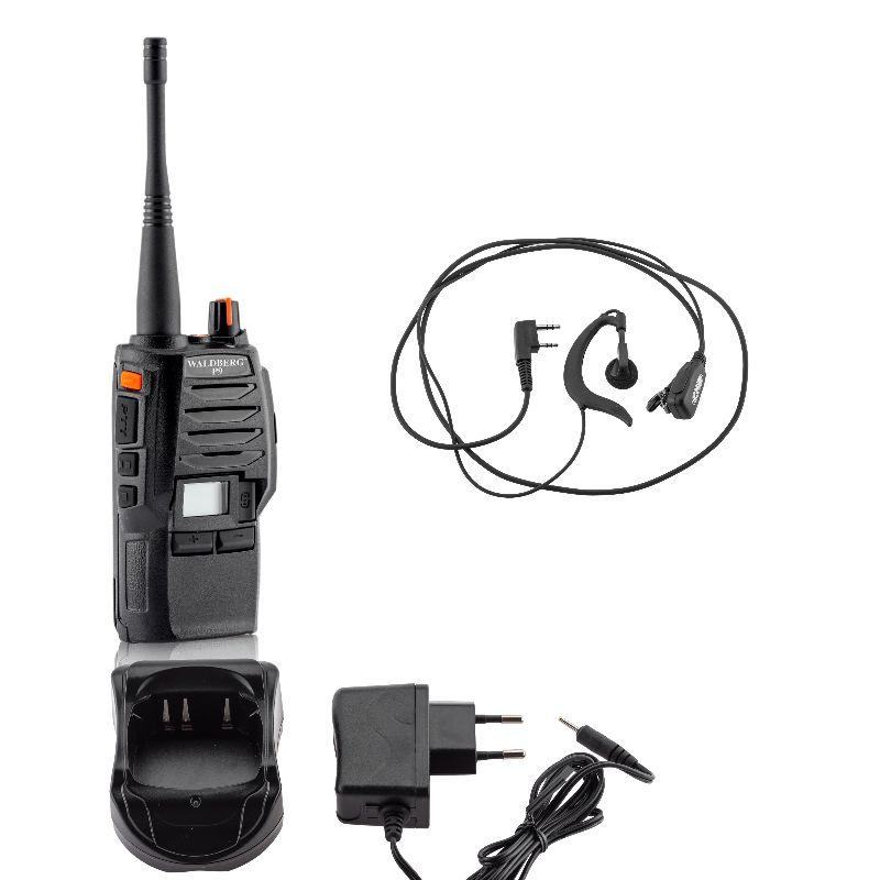 Talkie-Walkie Waldberg P9 PRO
