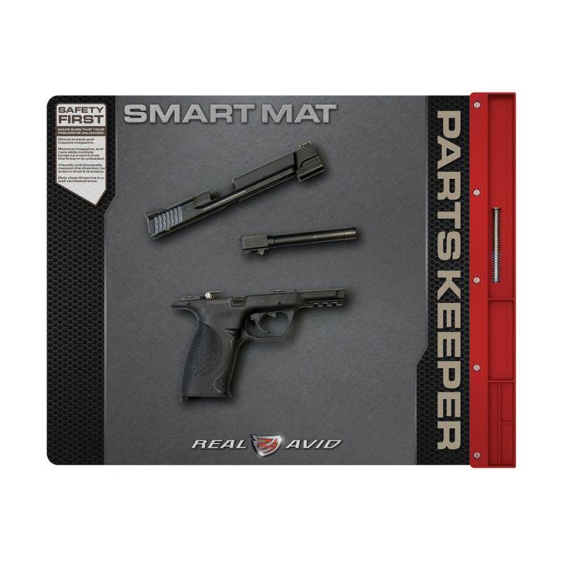 Tapis d entretien et nettoyage pour arme de poing real avid1