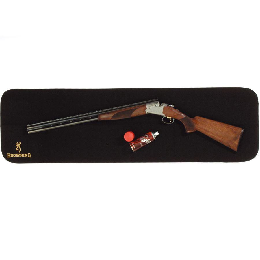 Tapis de nettoyage pour arme de chasse et de tir sportif