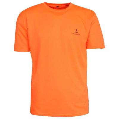 Tee Shirt Percussion Fluo