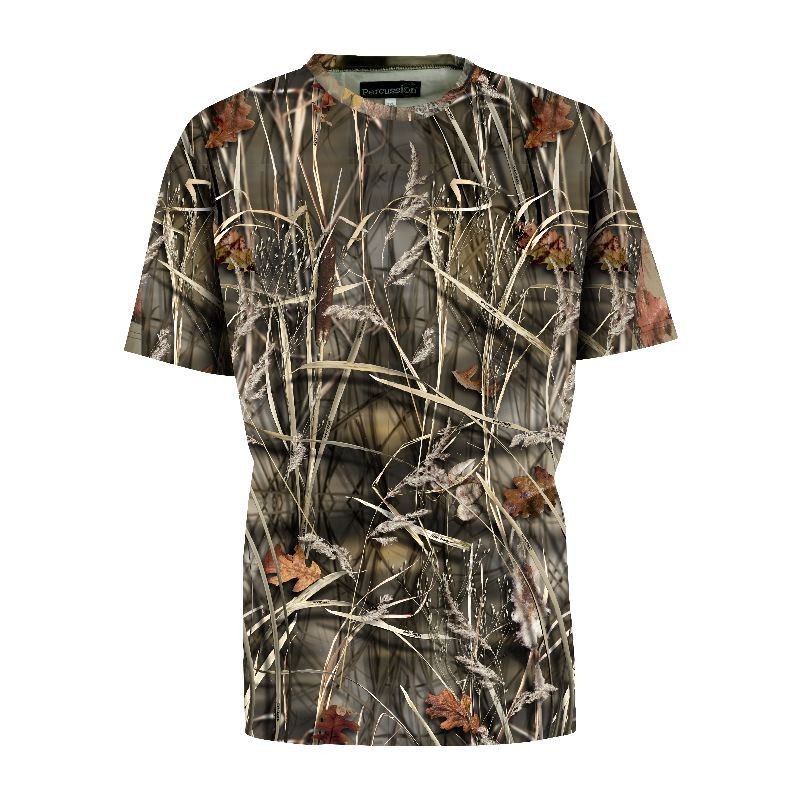Tee shirt percussion ghostcamo wet chasseur compagnie