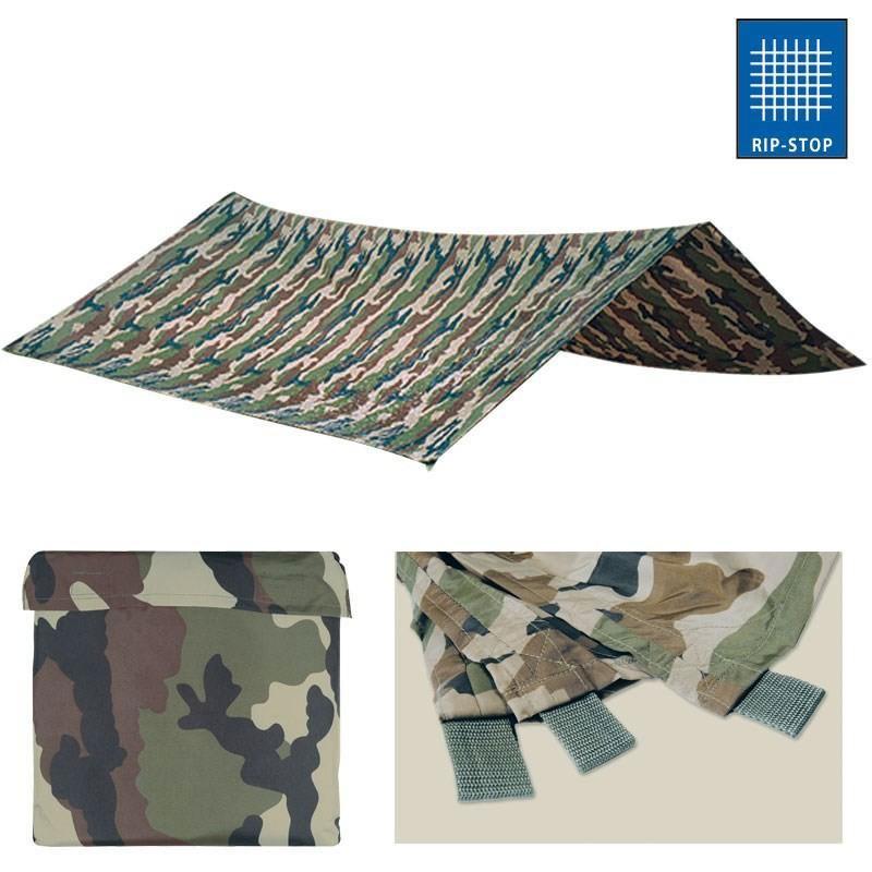 Tente bache camouflage centre europe armsco pour chasse
