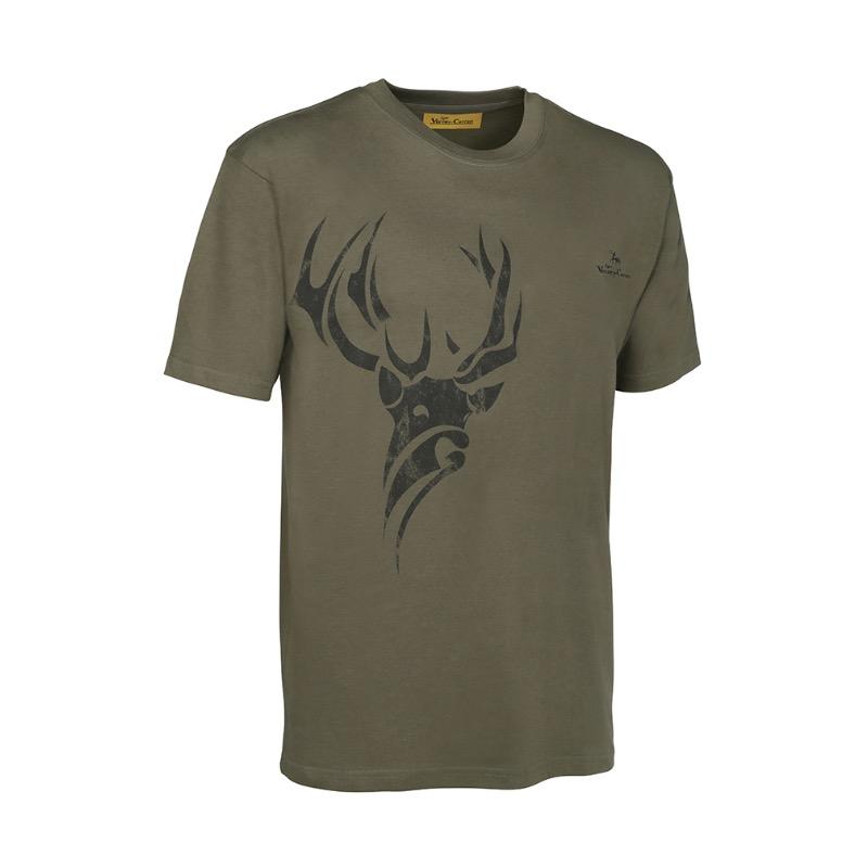 Tshirt cerf 1