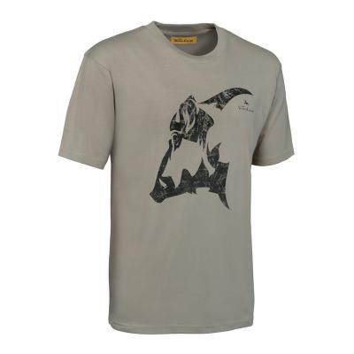 Tee shirt Verney Carron imprimé Sanglier