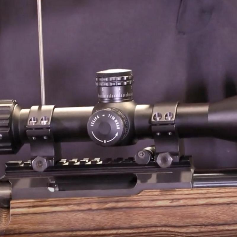 Tuto montage d une lunette de tir suivre 3 simples e tapes