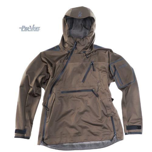 Veste browning featherlight typhoon verte prevent capuche