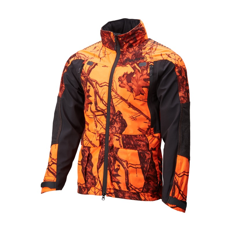 Veste browning xpo light sf blaze chasse temps humide froid