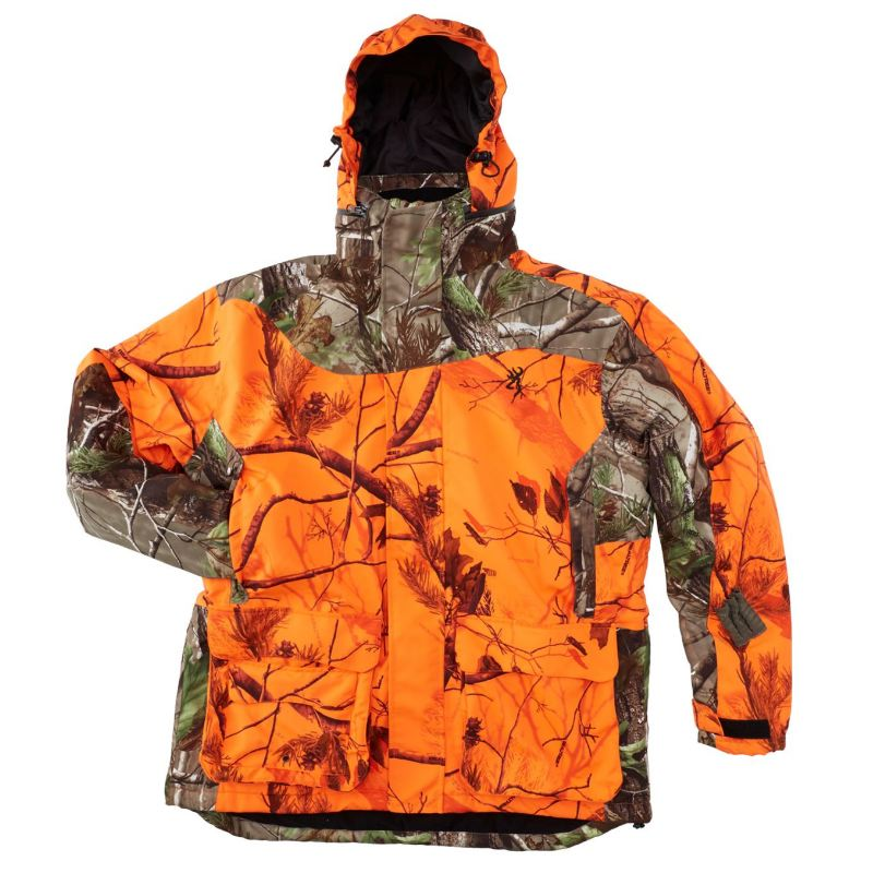 Veste browning xpo one rtblz blaze orange et epi chasse