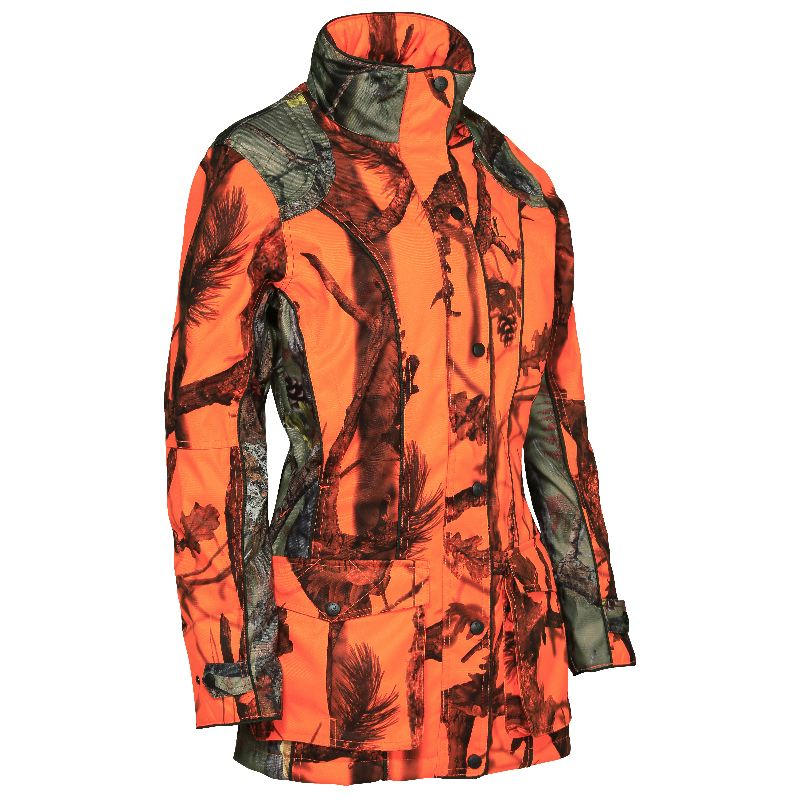 Veste chasse femme percussion brocard ghostcamo camouflage