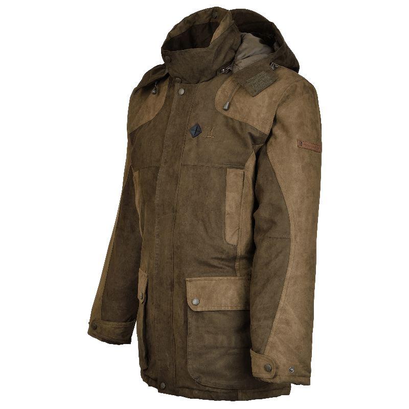 veste de chasse avec doublure polaire percussion grand nord. Black Bedroom Furniture Sets. Home Design Ideas