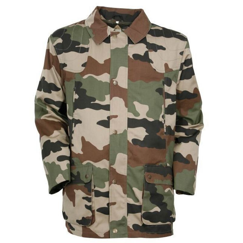 Veste chasse idaho natureland chasse ouverture camo pas cher