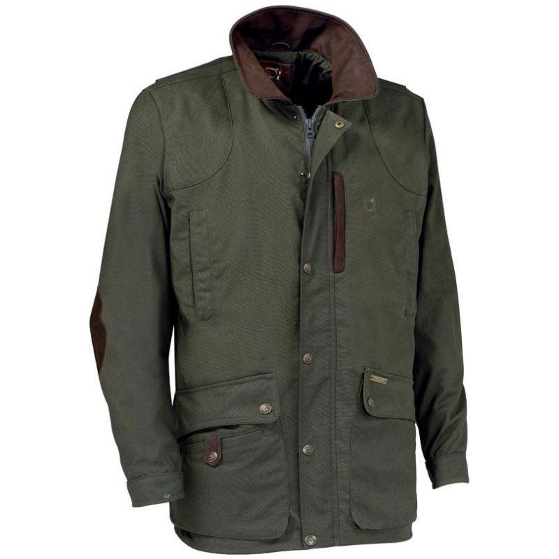 Veste de chasse club interchasse arthur en coton cordura