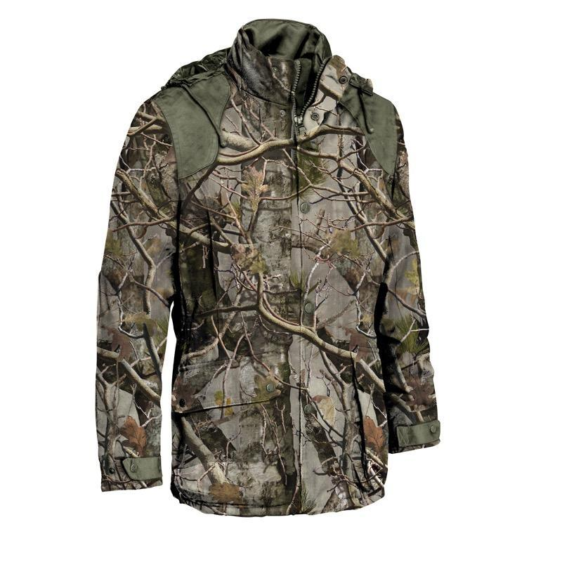 Veste Percussion Brocard Ghostcamo Forest Evo