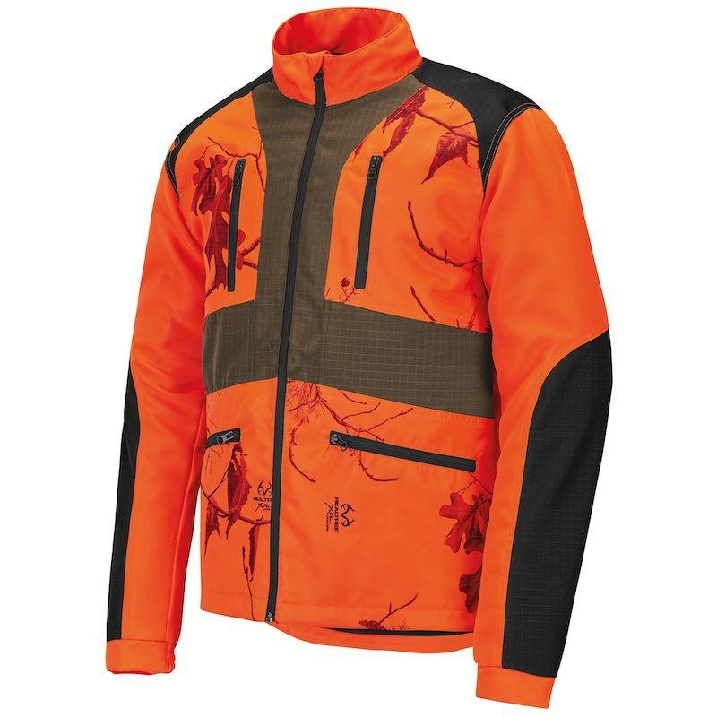 Veste de traque stagunt springtrack jkt blaze camo orange