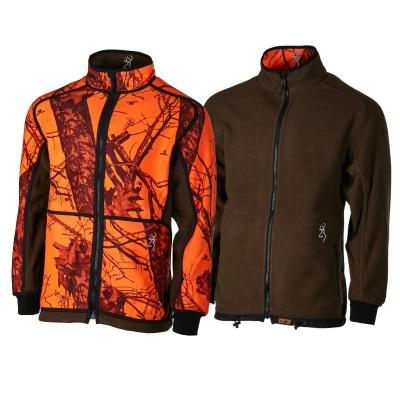 Veste polaire Browning Powerfleece Réversible