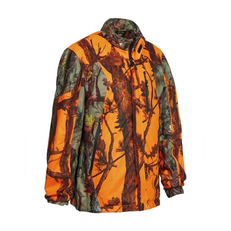 Veste re versible camo