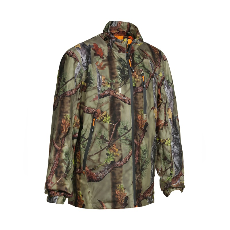Veste re versible camo1