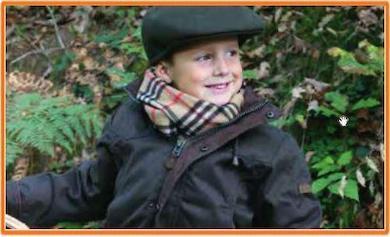 Vetement de chasse pour enfant 1