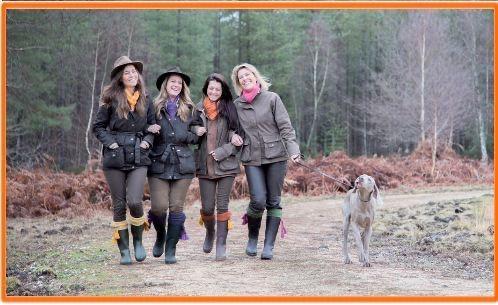 Vetement de chasse pour femme