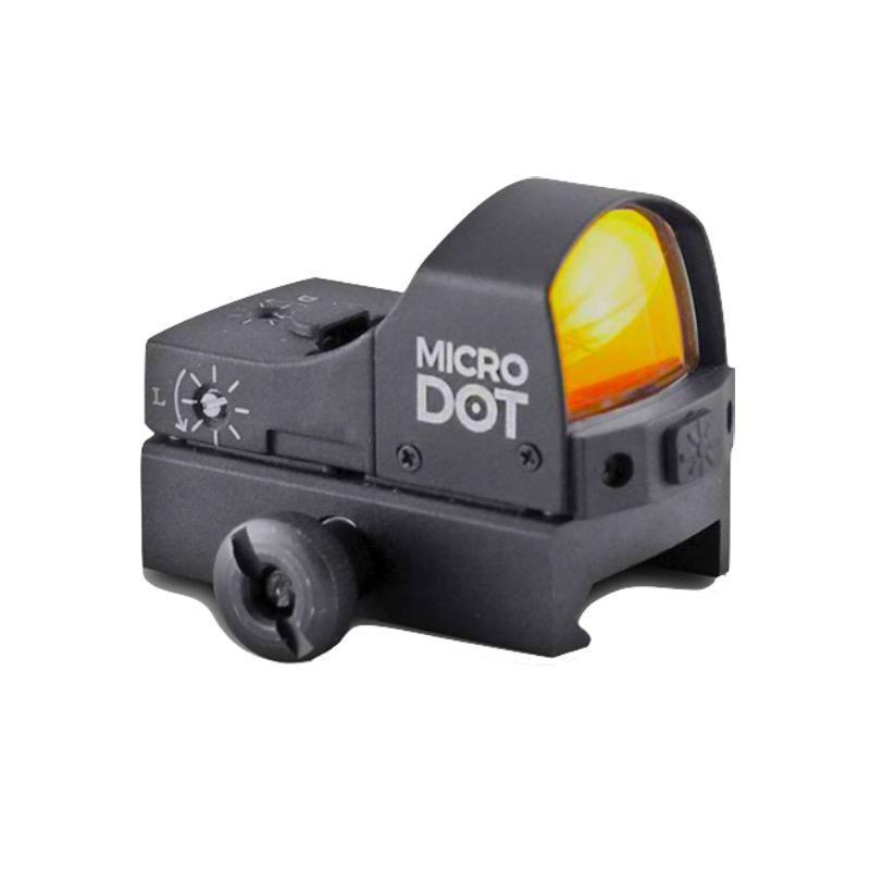 Point rouge Shilba MicroDot