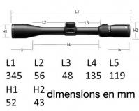 Vortex crossfire ii 4 12x40 bdc dimensions