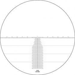 Vortex razor hd gen ii 4 5 27x56 ffp horus h59 re ticule